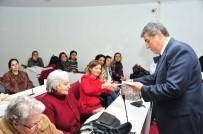 HEDİYELİK EŞYA - Balçova'nın Ev Hanımları Artık Meslek Sahibi