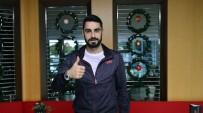 AHMET ÇALıK - Başarılı Stoper Galatasaray'da