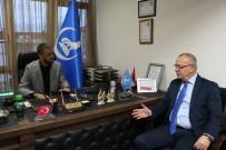 Başkan Ergün'den Ülkü Ocaklarına Ziyaret