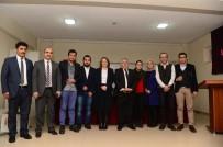 İMAM HATİP OKULU - Başkan Mahçiçek, Gazeteci Adaylarıyla Buluştu