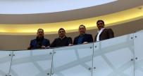 ANTALYASPOR - Başkan Öztürk Tesislerin Balkonundan Seslendi Açıklaması