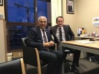 Başkan Yaman'dan AK Parti Teşkilat Başkan Danışmanı Aktaş'a Ziyaret