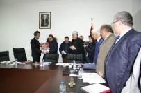 BÜLENT ECEVIT - BEÜ'den Zonguldak Kömürspor'a Destek