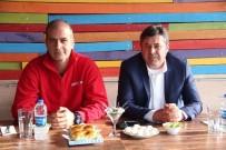BASKETBOL TAKIMI - Bilecikspor Başkanı İsmail Cinoğlu, 2016-2017 Futbol Sezonun İlk Yarısını Değerlendirdi