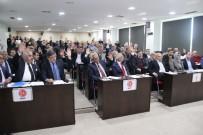 KAYIT DIŞI - Borçlanma Yetkisi Büyükşehir Belediye Meclisi'nden Geçti
