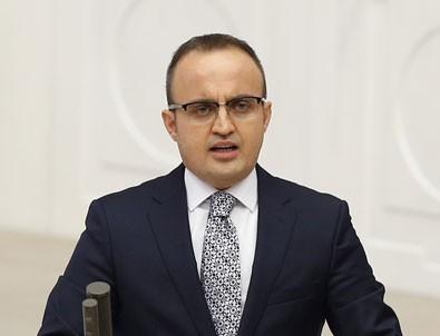 Bülent Turan'dan CHP'ye sert eleştiri!