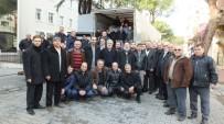 HAYIRSEVERLER - Burhaniyeliler Halep İçin Seferber Oldu