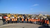HAYVAN SEVERLER - Büyükçekmece Belediyesi Kar Sınavını Başarıyla Geçti