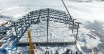 Büyükşehir Kar Kış Demeden Yatırımlarına Devam Ediyor