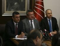 ANAYASA KOMİSYONU - CHP'den MHP Genel Başkanı Bahçeli'ye ağır eleştiriler