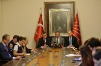 ANAYASA KOMİSYONU - CHP Grup Başkanvekillerinden Genel Kuruldaki Olaylarla İlgili Açıklama