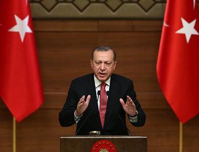 Erdoğan'dan flaş 'dolar' çıkışı