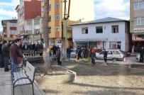 Durağan'da Meydan Parkı Yenileniyor
