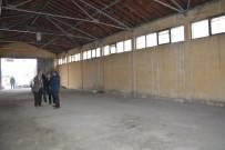 MESUT ÖZAKCAN - Efeler'de Ata Mahallesi Kapalı Pazaryerine Kavuşuyor