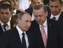 VLADIMIR PUTIN - Erdoğan ve Putin telefonla görüştü