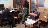 KıZıLDENIZ - Eritre'de Göçmenlik Ve Vatandaşlık Bürosuna Elektronik Ekipman Desteği