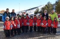 Erzurum GHSİM'den Miniklere Kayak Fırsatı