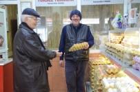 YUMURTA - Eskişehir'de Yumurta Fiyatları Düştü