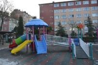 Fatsa'da Parklar Yenileniyor