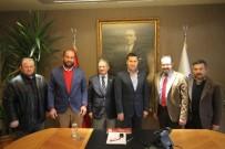 Fethiye Esnaf Ve Sanatkarlar Odası'ndan Başkan Kocadon'a Ziyaret