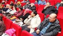 GEBZE BELEDİYESİ - GKM'de Tiyatro Gösterimi