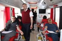 GTB'den Kızılay'a Kan Bağışı