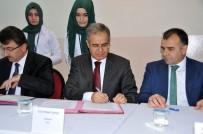 İL SAĞLIK MÜDÜRÜ - Karaman'da Mesleki Ve Teknik Eğitim İşbirliği Protokolü İmzalandı