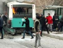 KOMANDO - Kayseri'deki terör saldırısıyla ilgili 5 asker tutuklandı