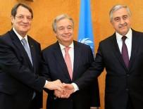 KUZEY KıBRıS TÜRK CUMHURIYETI - BM Genel Sekreteri Guterres: Kalıcı ve sürdürülebilir bir çözüm amaçlıyoruz