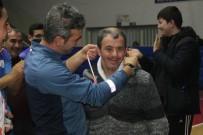 BEDEN EĞİTİMİ ÖĞRETMENİ - Malatyasporlu Cemil'e De Madalya Taktıklar