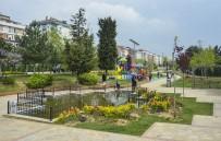 MALTEPE BELEDİYESİ - Maltepe Yeşille Buluşuyor