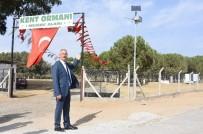 PİKNİK ALANLARI - Mangal İncirliova'da İkinci Etap Çalışmalar Başlatıldı