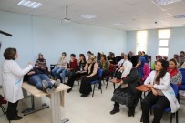 İL SAĞLıK MÜDÜRLÜĞÜ - MELMEK Kursiyerlerine İlkyardım Kursu Verildi