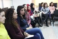 İŞ SAĞLIĞI - Mikro Kredi Sorumlularına İş Sağlığı Güvenliği Eğitimi Verildi