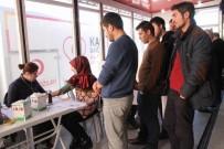 KEREM KINIK - Nevşehir'de Kan Bağışı Kampanyası