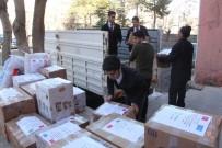 Öğrenciler, Halep İçin 35 Koli Yardım Topladı