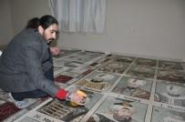 REYHANLI - Osmanlı Padişahlarının Mozaik Tablosunu Yaptı