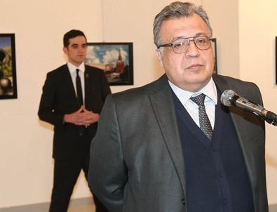 Rus büyükelçinin katilinin cenazesi için karar verildi