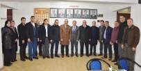 Salihli TSO'dan AK Parti'ye Ziyaret
