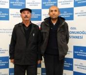 Sani Konukoğlu Hastanesinde Babadan Oğluna İkinci Şans