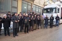 REYHANLI - Şereflikoçhisar'dan Türkmenlere Un Yardımı