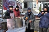 Simav'da Şehitler İçin Çorba Hayrı
