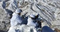 PKK TERÖR ÖRGÜTÜ - Şırnak Uludere'de 3 terörist öldürüldü