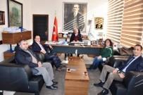 Tekirdağ Damızlık Sığır Yetiştiricileri Derneği'nden, Belediye Başkanı Albayrak'a Ziyaret