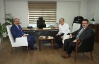 Tekirdağ İl Emniyet Müdürü Aydın'dan TREDAŞ'a Ziyaret