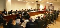 ORHAN FEVZI GÜMRÜKÇÜOĞLU - TİSKİ Genel Müdürlüğü İstişare Toplantısı Gerçekleştirildi