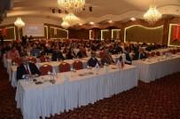 SAĞLIK PERSONELİ - Trabzon'da Görev Yapan Aile Hekimleri'ne Yönelik Bilgilendirme Toplantıları Sürüyor