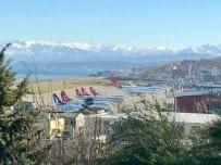 Trabzon Havalimanı Yolcu Trafiğinde Türkiye'de İlk 7'De