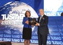 KÜRESELLEŞME - TÜSİAD'ın 18'İnci Dönem Başkanı Erol Bilecik Oldu