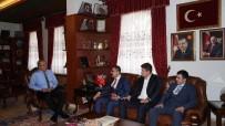 Ülkü Ocakları Başkanı Korkmaz'dan Ünver'e Ziyaret